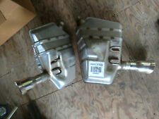 Chevy Camaro 3.6L V6 Muffler (Left + Right) Part No G4-4368 Less then 1000 miles