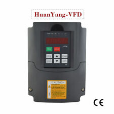 2,2KW 380V HY Variable Frequency Drive 3HP 10A  Inverter VFD Frequenzumrichter