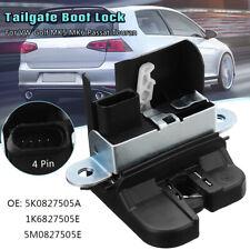 Rear Tailgate Trunk Boot Lock Latch Lid Actuator Fit VW Golf MK5 MK6 Passat Polo