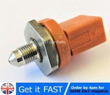 Fuel Pressure Rail Sensor For VAG VW Audi Seat Skoda FSI TSI TFSI 1.2 1.4 1.8