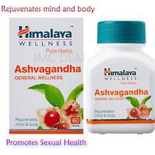 Himalaya Wellness Pure Herbs Ashwagandha 60tab | Worldwide 3