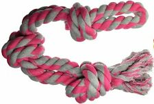 Dog Rope Toy for Aggressive Chewers - Medium to Large Breed Dogs | Extra-Large