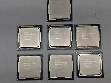 Lot of 7 Intel Core i3-3220 3.30GHz 3MB Dual Core Processor SR0RG