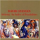 David Sylvian ‎- Alchemy An Index Of Possibilities (2006)  CD  NEW  SPEEDYPOST