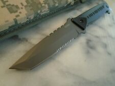 Gerber Warrant Tanto Combat Bowie Hunter Knife Full Tang 5Cr15MoV 31000560 9.50""