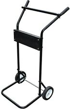 85lb Outboard Boat Small Motor Stand Light Duty Carrier Cart Dolly Trolling 15hp