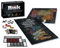 USAopoly Risk Game of Thrones Board Game, Strategy Game Of Thrones Game - New