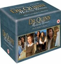 Dr Quinn Medicine Woman The Complete Collection 5027182615100 DVD Region 2