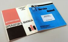 INTERNATIONAL CUB CADET 482 TRACTOR OWNERS OPERATORS SERVICE REPAIR SHOP MANUAL