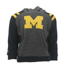 NCAA Michigan Wolverines Kids & Youth Size Hooded Sweatshirt New With Tags