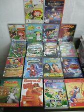 18x Schöne DVD Sammlung Kinderfilme Trickfilme Märchen  Hexe Lilli   u.a.(8)