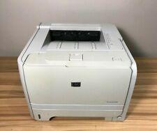 HP LASERJET P92035n TEST PRINTED! READ FULL DESCRIPTION...