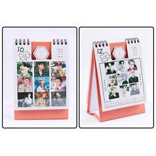 Kpop Exo The War The Power of Music Mini Desk Calendar 2018 CHANYEOL SUHO SEHUN
