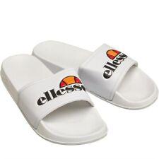 Ladies Ellesse Sliders Sandals Shoes SlipOns Sports Beach Pool Flip Flop White