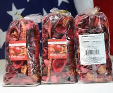 10-Pack ~ Apple Cinnamon Scented Dry Potpourri 2 Bags - Free Shipping!