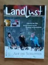 Landlust - Ausgabe Januar Februar 2011