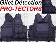 GILET DE DETECTION MULTI-POCHE, Détecteur de Métaux XP DEUS, MINELAB, GARRETT