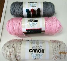 YARN  ..CANON SIMPLY SOFT..6  COLORS TO CHOOSE FROM