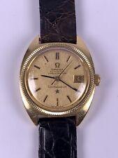 Vintage Omega Constellation Automatik Damen 18K 750 solid Gold Ω cal.682  v.1968