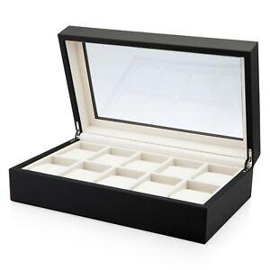 Ten Slot Watch Collectors Box