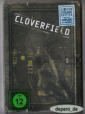 """""""CLOVERFIELD"""" - SciFi Horror - Limited DVD STEELBOOK + Filmposter - neu/OVP"""