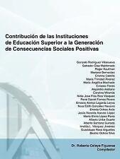 Contribución de las Instituciones de Educación Superior a la Generación de...