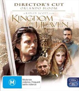 The Kingdom Of Heaven NEW Blu-ray
