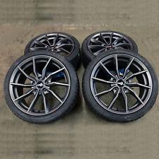 """18"""" Felgen NB1 mit Winterreifen für Mercedes CLK W208 500 320 200 55AMG Coupé"""