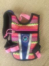"American Girl Lea Clark backpack bag from Lea's hike set 18"" doll NEW"