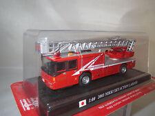 JAPON MORITA Super Gyro Ladder MLEX5 PDP67G 1//64  DEL PRADO Pompiers du Monde