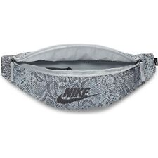 Nike Heritage Bum Bag Waist pack Bumbag Belt Fanny Pack Waistpack Snake Print