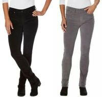 Calvin Klein Jeans Women's Ultimate Skinny Mid Rise Corduroy Pants