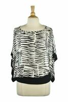 Banana Republic Trina Turk Collection Women Tops Blouses 6 White Silk