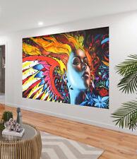 "Canvas Painting Graffiti Street art  urban wall decor large size 59""  Australia"