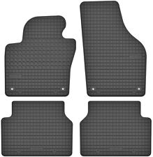Bj. 2007-2016 2 Stück Gummifußmatten Fahrer Beifahrer Vorne VW TIGUAN I