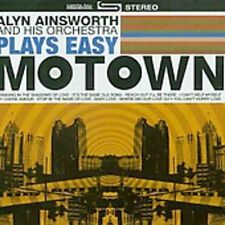 Alyn Ainsworth - Plays Easy Motown / CD / NEU+UNGESPIELT-MINT!