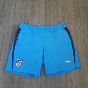 England Football Swimming Shorts Mens Size Large Blue Official Umbro
