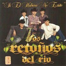 Retonos Del Rio Si El Hubiera No Existe CD New Sealed