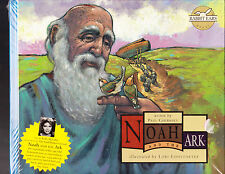 Noah and the Ark Paul Guernsey (1996, Cassette Hardcover) SEALED KELLY MCGINNIS