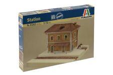 Italeri It6162 Stazione Kit 1 72 Modellino