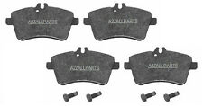 FOR MERCEDES A200 B200 2.0 2.0TD T CDI 05 06 07 08 09 10 FRONT BRAKE PADS SET
