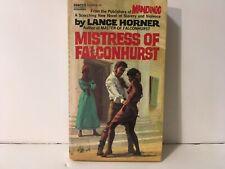 Fawcett Paperback P 2689 Mistress of Falconhurst Lance Horner
