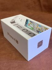 Iphone 4s 64gb White Box, Headphones, Sim Removal Tool, Earphones, Info