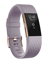 Fitbit Charge 2 Large Lavendel/rose Gold -