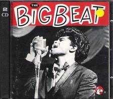 "JAMES BROWN SUPREMES MARVIN GAYE  - RARO 2 CD ITALY ONLY 1991 "" THE BIG BEAT """