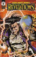 Dark Horse Heroes Revelations Ashcan Comic Book - Dark Horse
