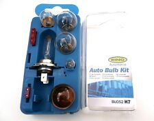 High Quality Ring H7 Universal Emergency Spare Bulb Kit - With Fuses (BK052)