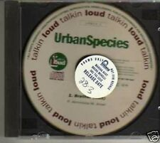 (187I) Brother, Urban Species - 1994 DJ CD
