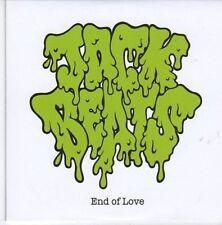 (CE560) Jack Beats, End of Love - 2011 DJ CD