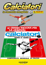 ALBUM PANINI CALCIATORI LA RACCOLTA COMPLETA 1965-66 1966 GAZZETTA DELLO SPORT